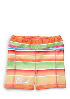 Ralph Lauren Childrenswear Jersey Knit Short Girls 4-6x