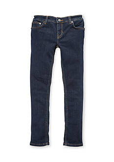 Ralph Lauren Childrenswear Jemma Skinny Dark Wash Jeans Girls 7-16