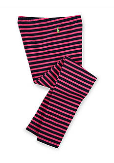 Ralph Lauren Childrenswear Stripe Legging Girls 7-16