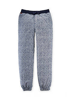 Ralph Lauren Childrenswear Floral Jogger Pant Girls 7-16