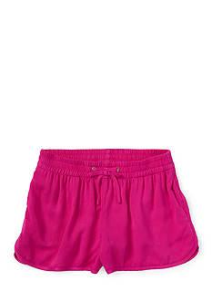 Ralph Lauren Childrenswear Track Short Girls 7-16
