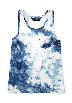 Ralph Lauren Childrenswear Tie Dye Top Girls 7-16