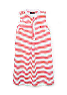 Ralph Lauren Childrenswear Stripe Dress Girls 7-16