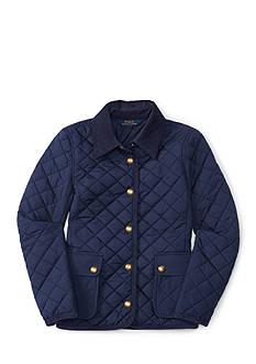 Ralph Lauren Childrenswear Quilted Jacket Girls 7-16