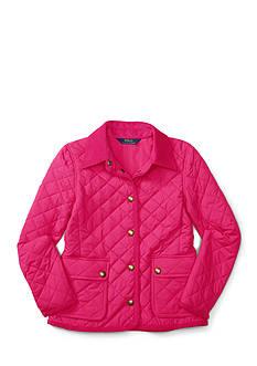 Ralph Lauren Childrenswear Quilted Current Jacket