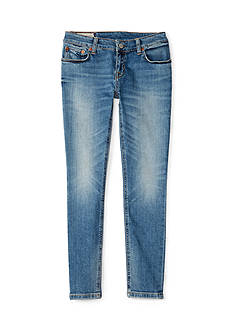 Ralph Lauren Childrenswear Bowery Straight Jean Girls 7-16
