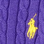 Baby & Kids: Long Sleeve Sale: Autumn Violet Ralph Lauren Childrenswear Cable Knit Sweater Girls 7-16