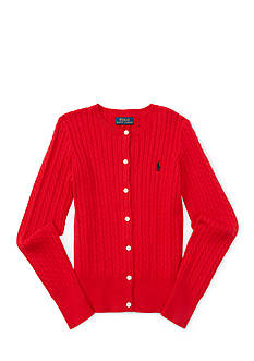 Ralph Lauren Childrenswear Cable Knit Sweater Girls 7-16
