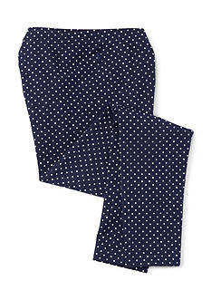 Ralph Lauren Childrenswear Jersey Polka Dot Leggings Girls 7-16