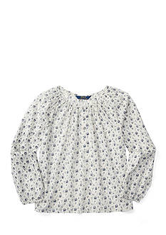 Ralph Lauren Childrenswear Floral Top Girls 7-16