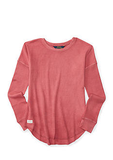 Ralph Lauren Childrenswear Knit Tee Girls 7-16