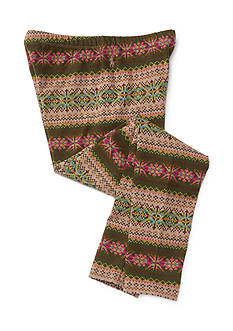 Ralph Lauren Childrenswear Jersey Fairisle Leggings Girls 7-16