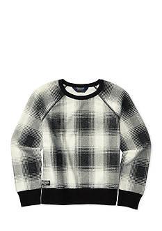 Ralph Lauren Childrenswear Plaid Cotton-Blend Pullover Girls 7-16