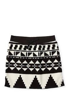 Ralph Lauren Childrenswear Fleece Pull-On Skirt Girls 7-16