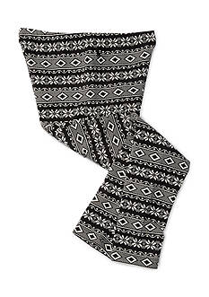 Ralph Lauren Childrenswear Fair Isle Cotton-Blend Legging Girls 7-16