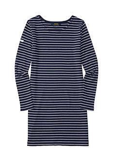 Ralph Lauren Childrenswear Striped Ponte Dress Girls 7-16