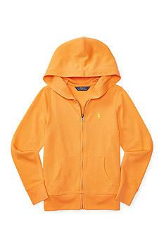 Ralph Lauren Childrenswear French Terry Full-Zip Hoodie Girls 7-16