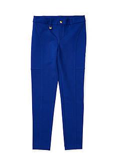 Polo Ralph Lauren Knit Cotton-Blend Pant Girls 7-16