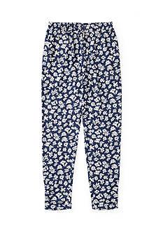 Ralph Lauren Childrenswear Floral Cotton Jersey Pant Girls 7-16
