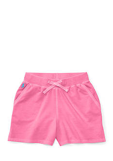 Ralph Lauren Childrenswear Terry Shorts Girls 7-16