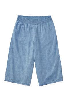 Ralph Lauren Childrenswear Chambray Culottes Girls 7-16