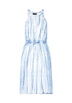 Ralph Lauren Childrenswear Tie-Dyed Cotton Maxi Dress Girls 7-16