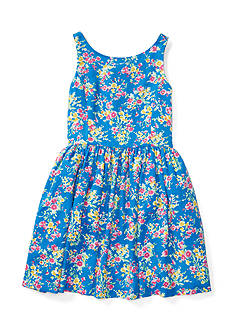 Ralph Lauren Childrenswear Floral Dress Girls 7-16