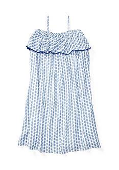 Ralph Lauren Childrenswear Paisley Dress Girls 7-16