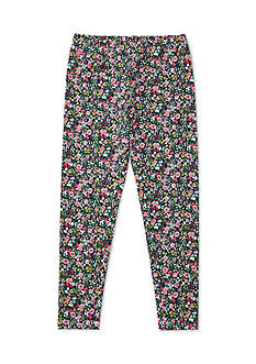 Ralph Lauren Childrenswear Cotton Jersey Floral Legging Girls 7-16