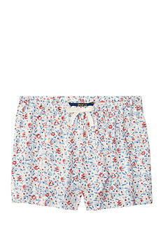 Ralph Lauren Childrenswear Floral Short Girls 7-16