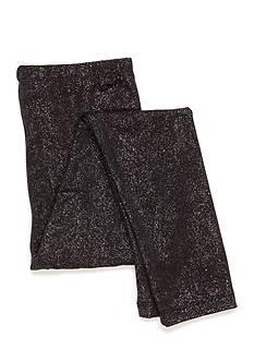 J. Khaki Sparkle Leggings Girls 7-16