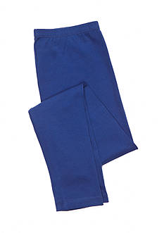 J. Khaki® Blue Solid Leggings Girls 7-16