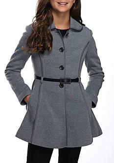 JouJou Fleece Pea Coat Girls 7-16