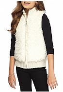 Red Camel Girls® Zip Front Sweater Vest 7-16