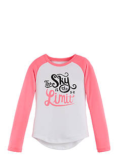 Under Armour® Sky Limit Tee Girls 4-6x