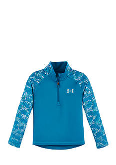 Under Armour® Galaxy Print 1/4 Zip Pullover Girls 4-6x