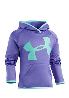 Under Armour® Novelty Logo Hoodie Girls 4-6x