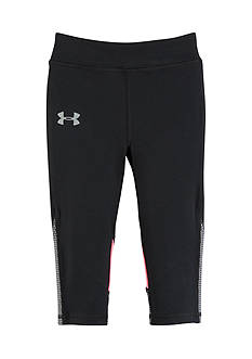 Under Armour® Finale Crop Capri Girls 4-6x