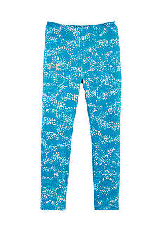 Under Armour® Galaxy Print Legging Girls 4-6x