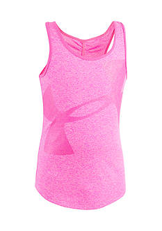 Under Armour Big Logo Tank Girls 4-6x