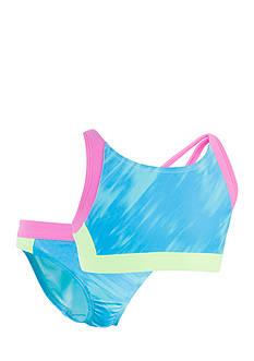 Under Armour 2-Piece Oasis Trifecta Bikini Girls 7-16