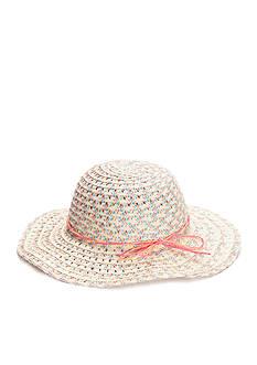 Capelli New York Marled Floppy Hat Toddler Girls