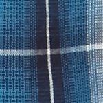 Girls Long Sleeve Shirts: Blue Speechless Plaid Circle Top Girls 7-16