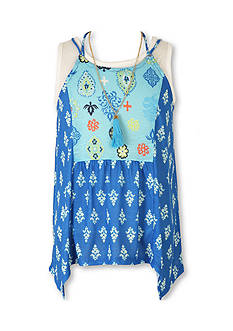 Speechless Patterned Slip Top Girls 7-16