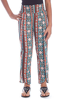SEQUIN HEARTS girls Multi Printed Pant Girls 7-16