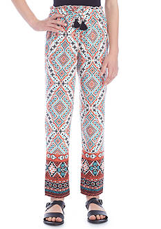 SEQUIN HEARTS girls Multi Printed Pants Girls 7-16