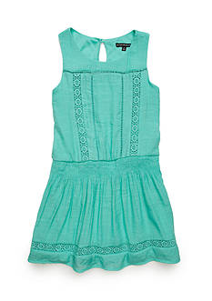 SEQUIN HEARTS girls Cinch Waist Dress Girls 7-16