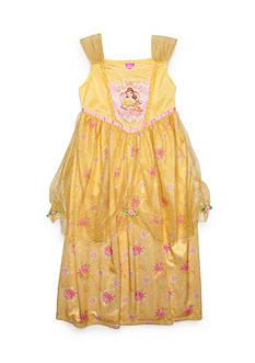 Disney Princess Belle Fantasy Nightgown Girls 4-16