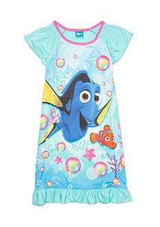 Disney Pixar Dory Night Gown Girls 4-16