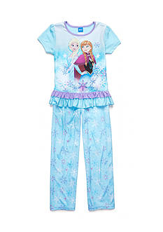 Disney Frozen First Snowflakes Pajamas Girls 4-10
